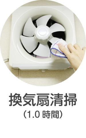 換気扇の清掃・洗浄・クリーニング