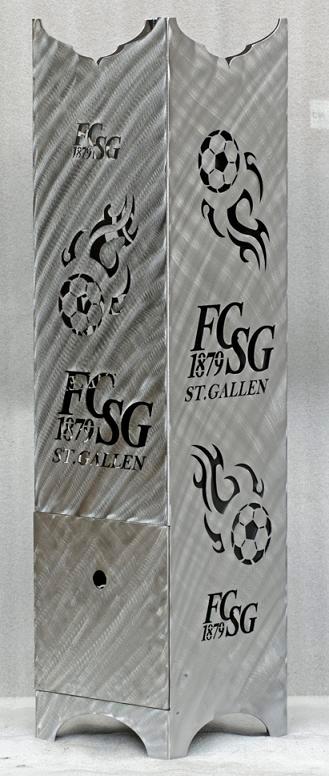 Feuersäule FCSG