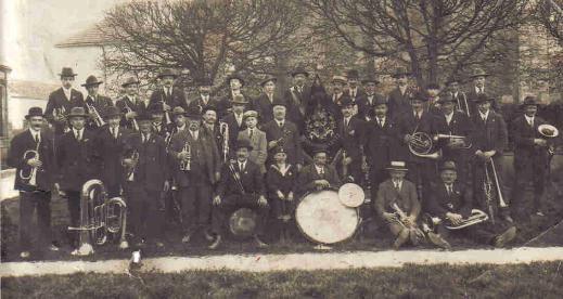 La Fanfare en 1919