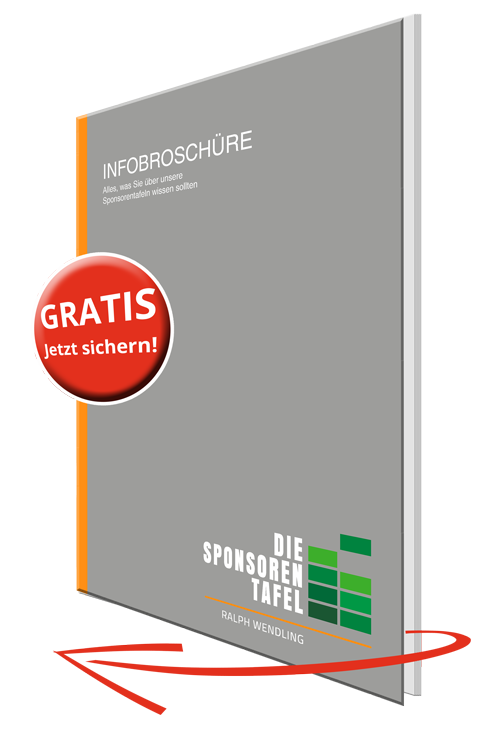 """Infobroschüre: """"Alles was Sie über unsere Sponsorentafel wissen sollten"""" von Ralph Wendling GRATIS zum Download"""