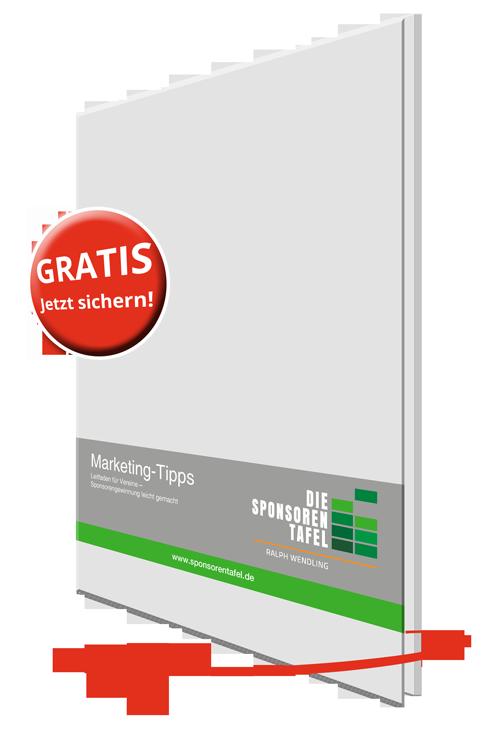 """Broschüre: """"Letfaden für Vereine - Sponsorengewinnung leicht gemacht"""" von Ralph Wendling GRATIS zum Download"""