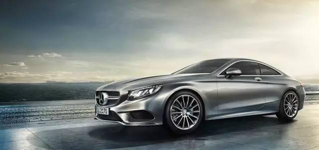 S级双门轿跑 (© Daimler AG)