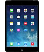 iPad mini Retina 16 GB spacegrau