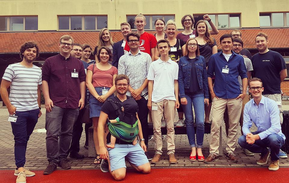 Wir waren wieder mit über 20 Delegierten bei der Landesdelegiertenkonferenz der Jusos Sachsen 2016 dabei!