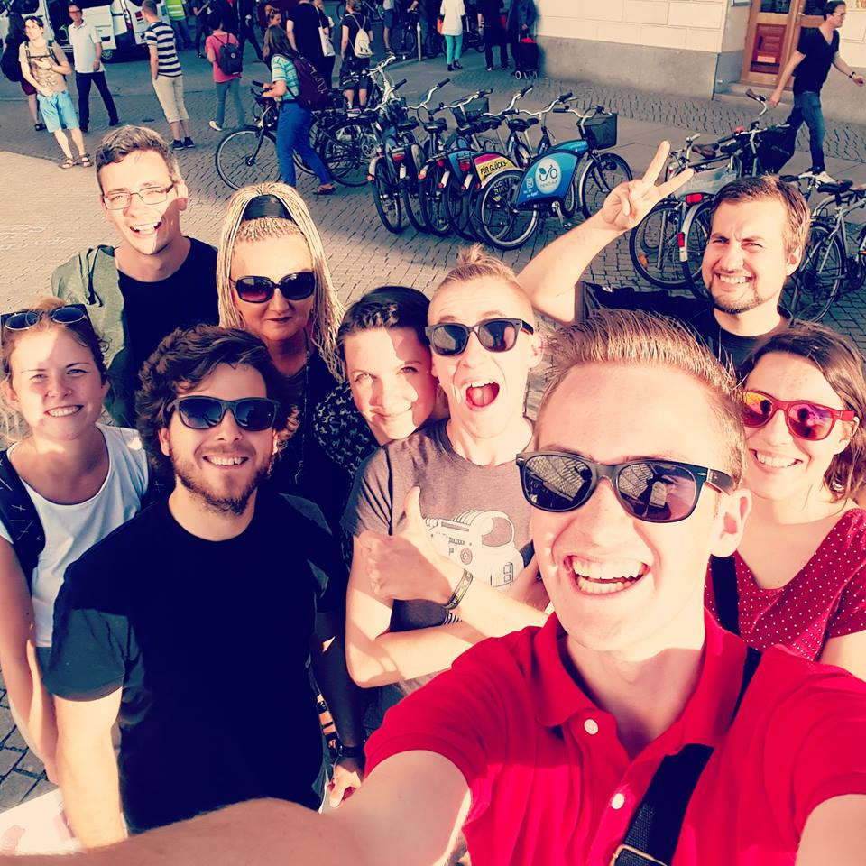 Unser Team von #nolegida!