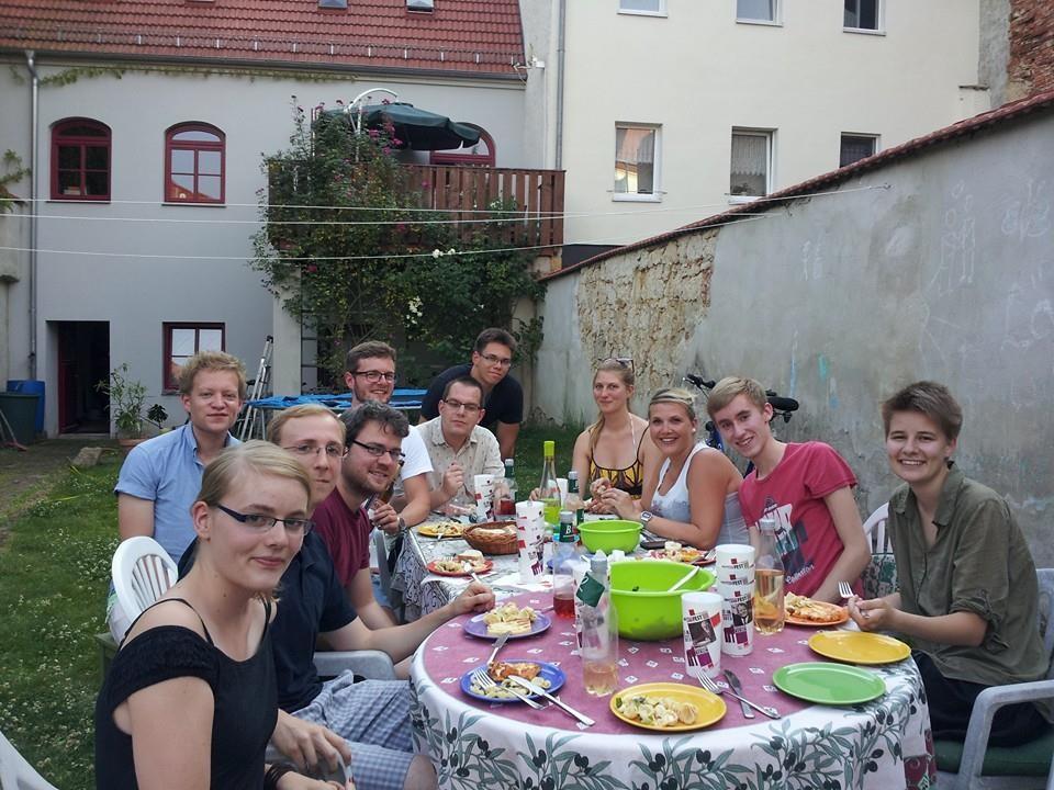 """Wir machen einen Ausflug! - Besuch der Gedenkstätte """"Geschlossener Jugendwerkhof Torgau"""""""