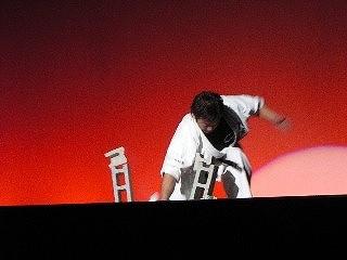 三河映画祭ステージパフォーマンス