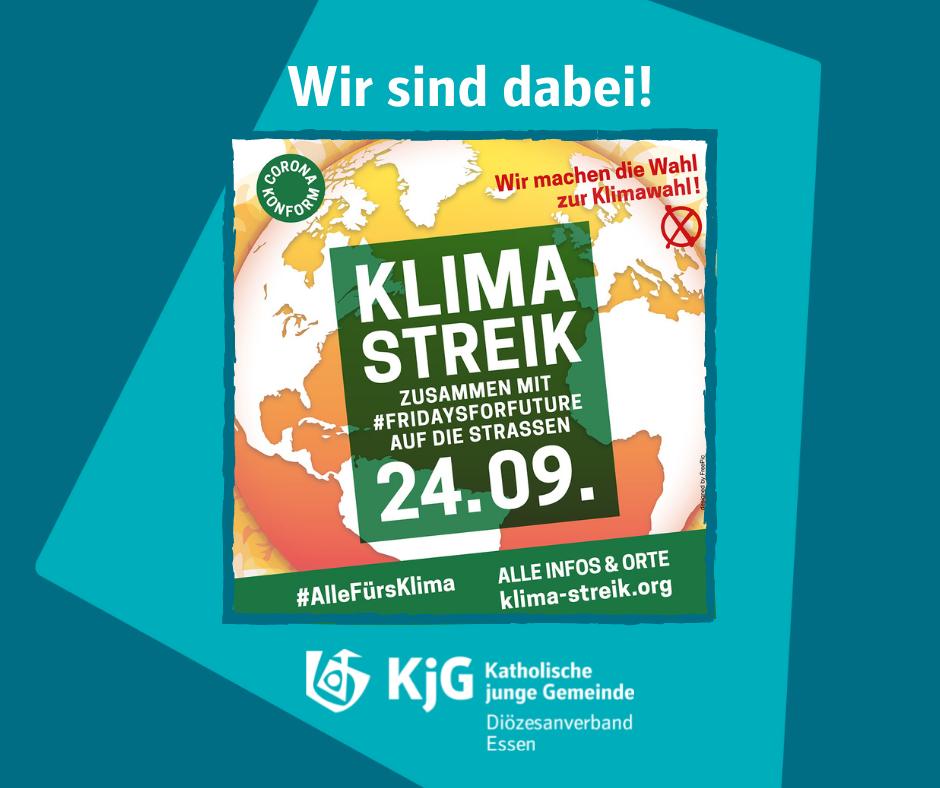 Klimastreik am 24.9.2021