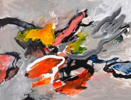 Ingeborg Porsch - Malerei