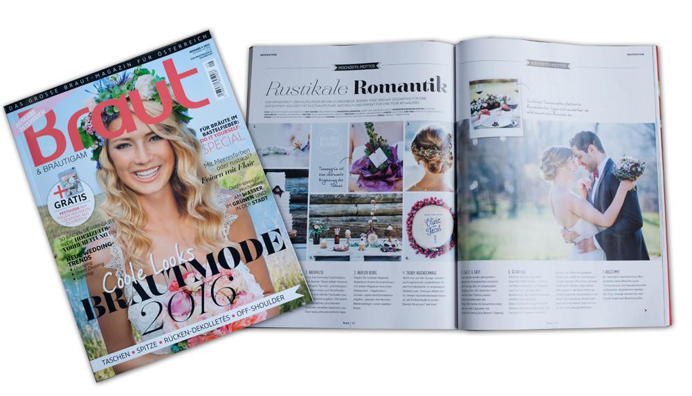 Brautmagazin | August 2015 - www.brautmagazin.de