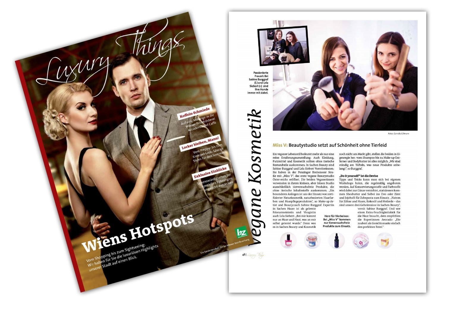 Luxury Things | Bezirkszeitung | Mai 2015 - www.meinbezirk.at