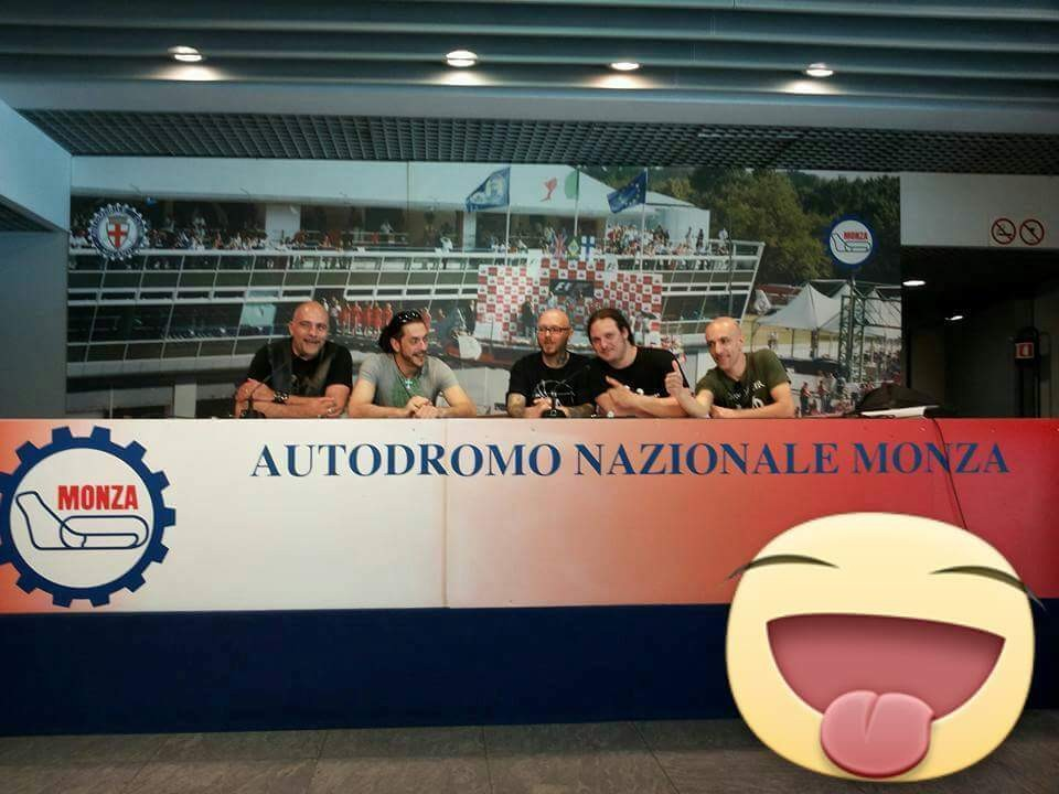 The Rock Alchemist @ Autodromo Monza 2015