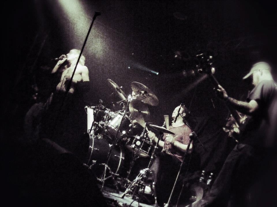The Rock Alchemist live @ Hiroshima Mon Amour - Photo by Caty Marino
