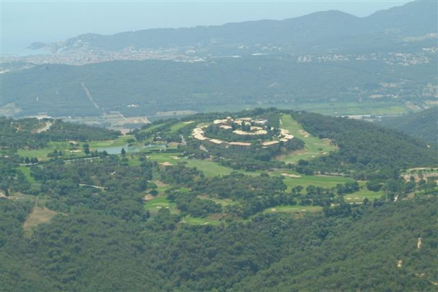 VISTA AEREA GOLF D'ARO