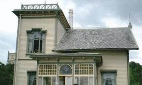 ノルゥエー  グリーグ博物館 2003年6月          小島美代子氏提供