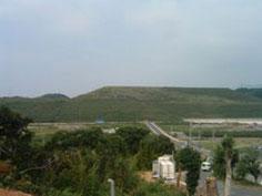 吉田ぼた山