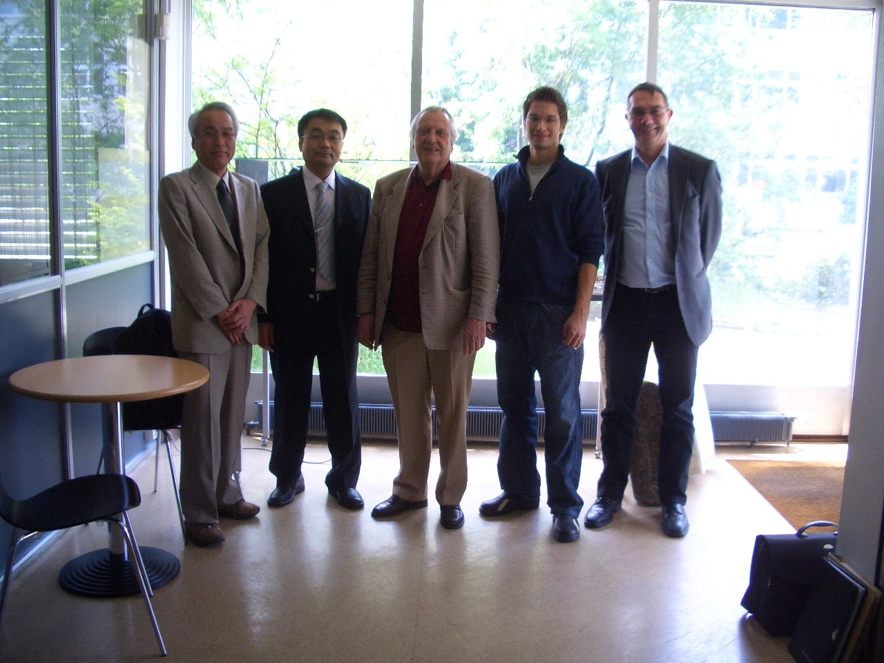 2007 スイス訪問 技術視察