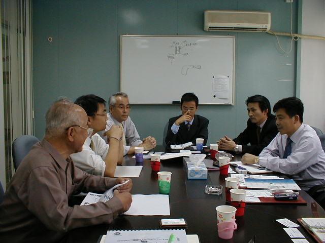 2002.10 上海技術交渉 出席