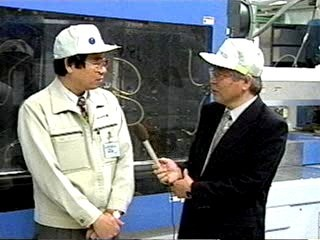 1999~2007年 尾道ケーブルテレビ制作&キャスター CATV caster and program manager for Onomichi Cable Television Co., Ltd. in 1999 - 2007