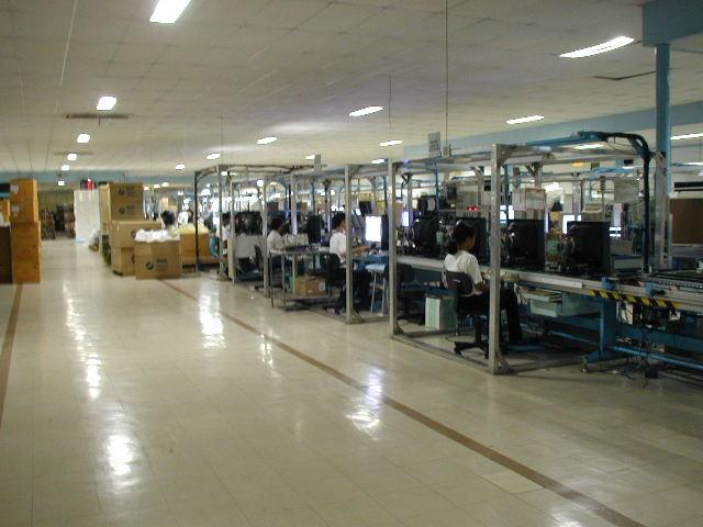 2001 フィリピンサムソン 工場 訪問