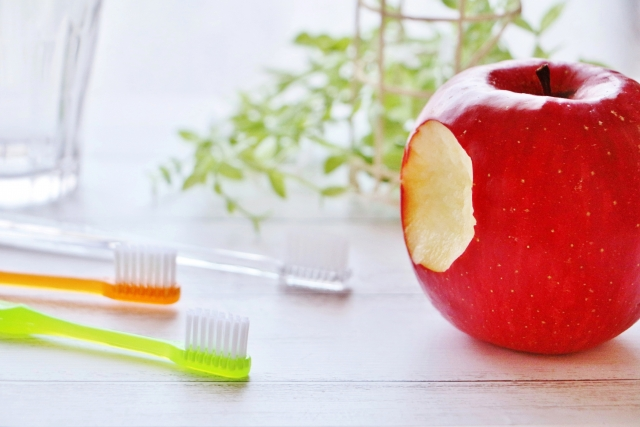 むし歯と歯周病について