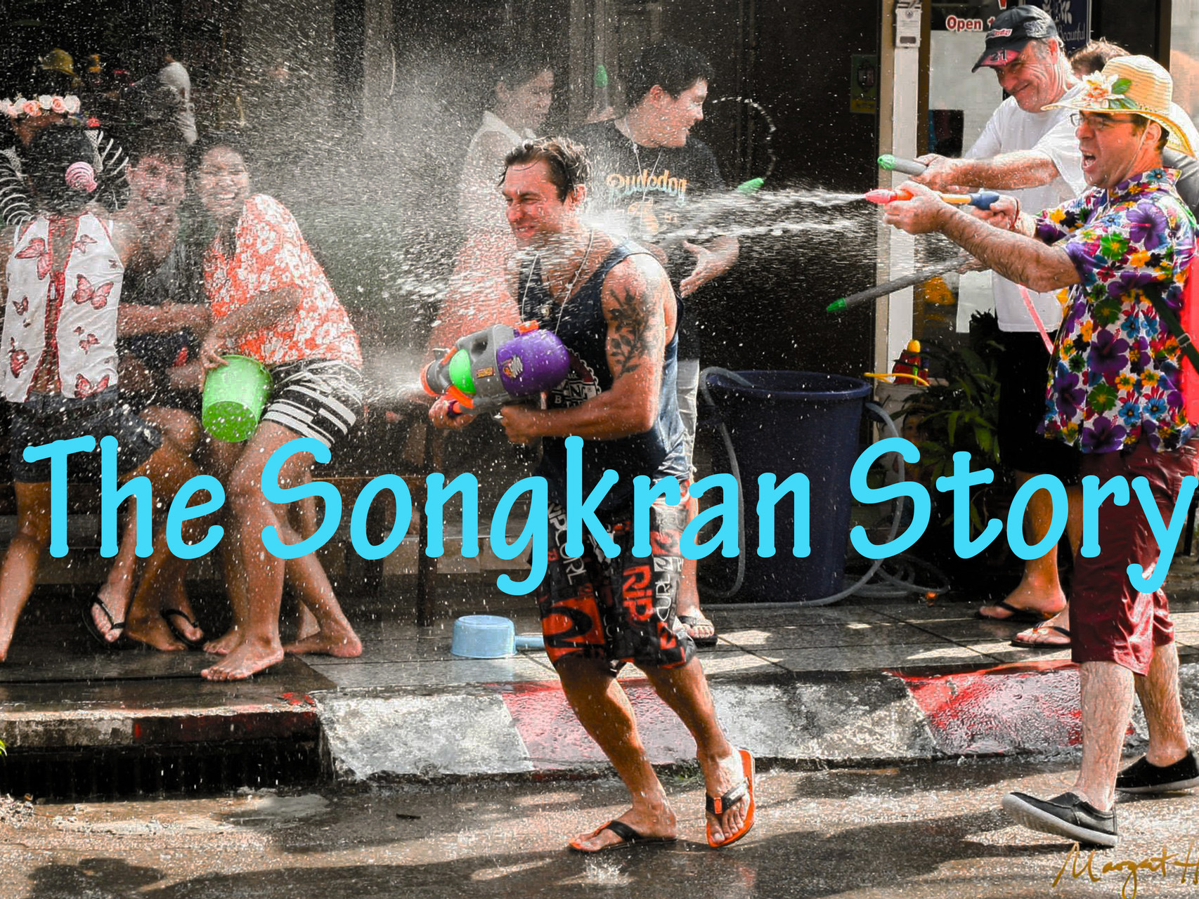 The Songkran Story