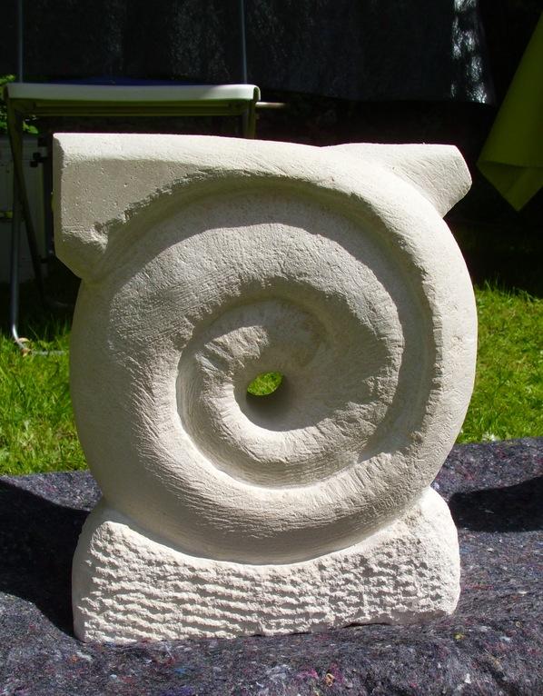 cflory.de                Durchdringung (Kalkstein)