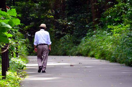 歩くことのススメ