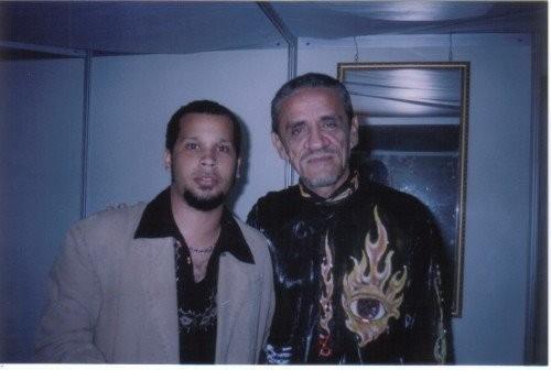 Fabrício Ramos e Zé Ramalho