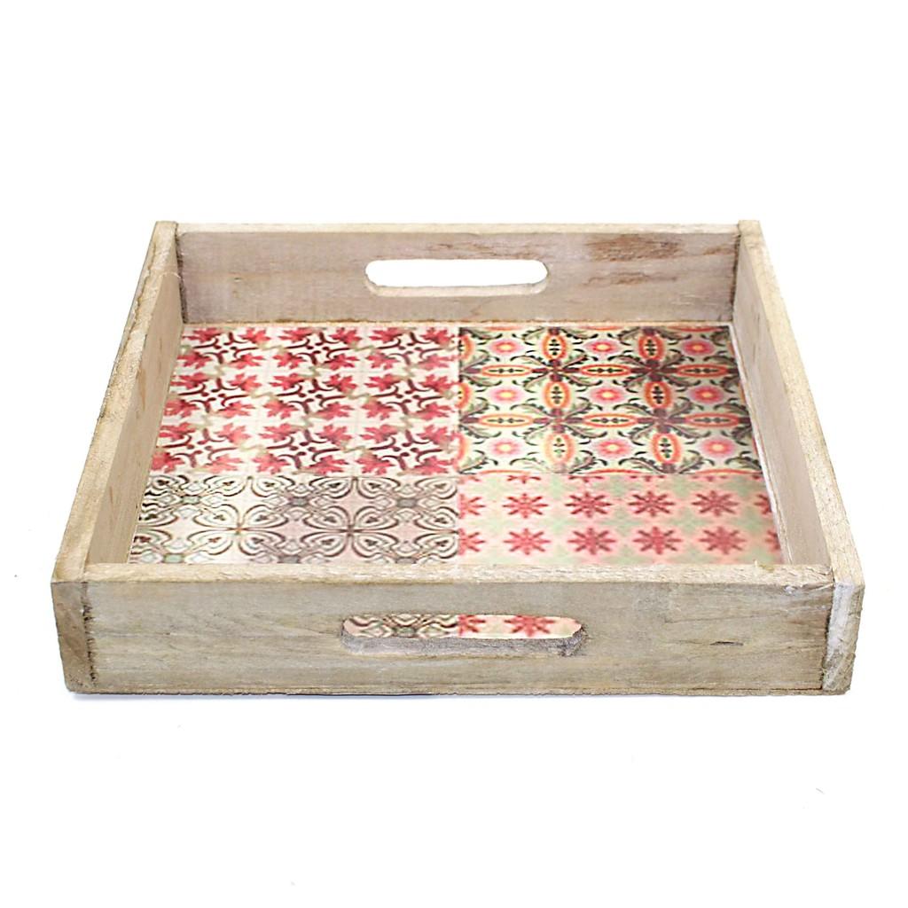 Tablett retro summerwood onlineshop i dekorationsartikel for Dekorationsartikel wohnung