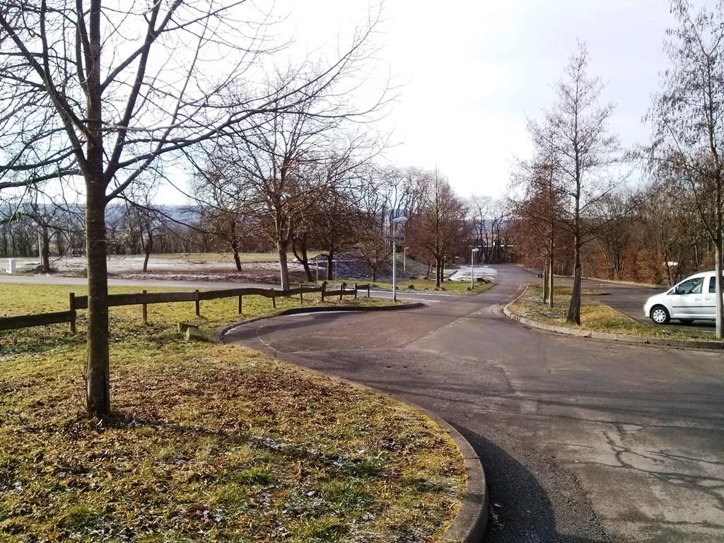 Parken am Wurmlinger Festplatz
