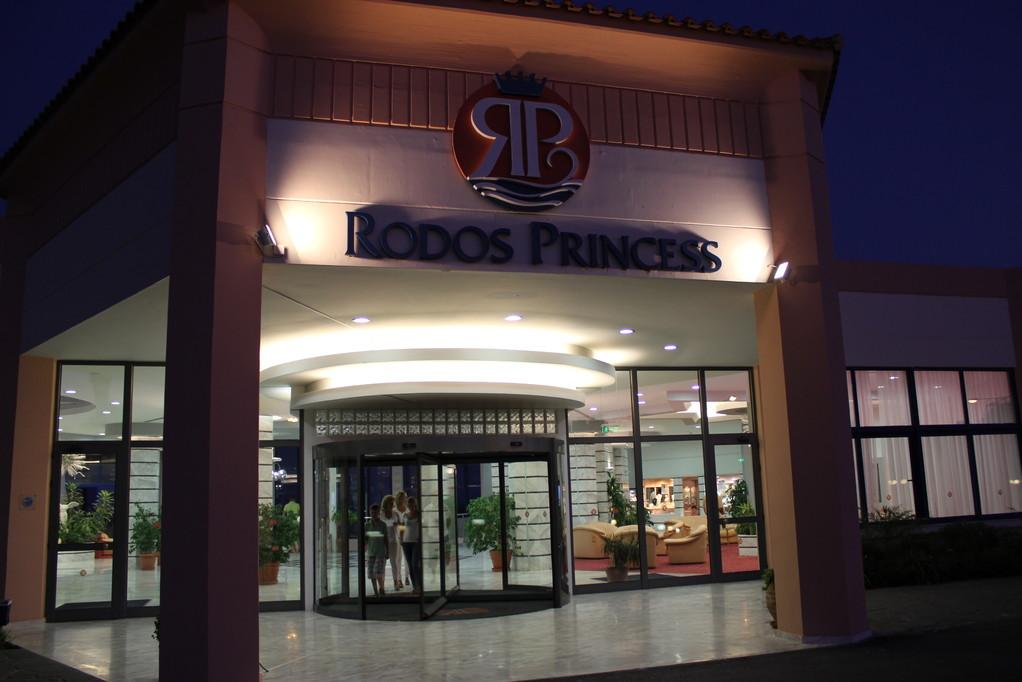 Hotel Rhodos Princess Beach in Kiotari