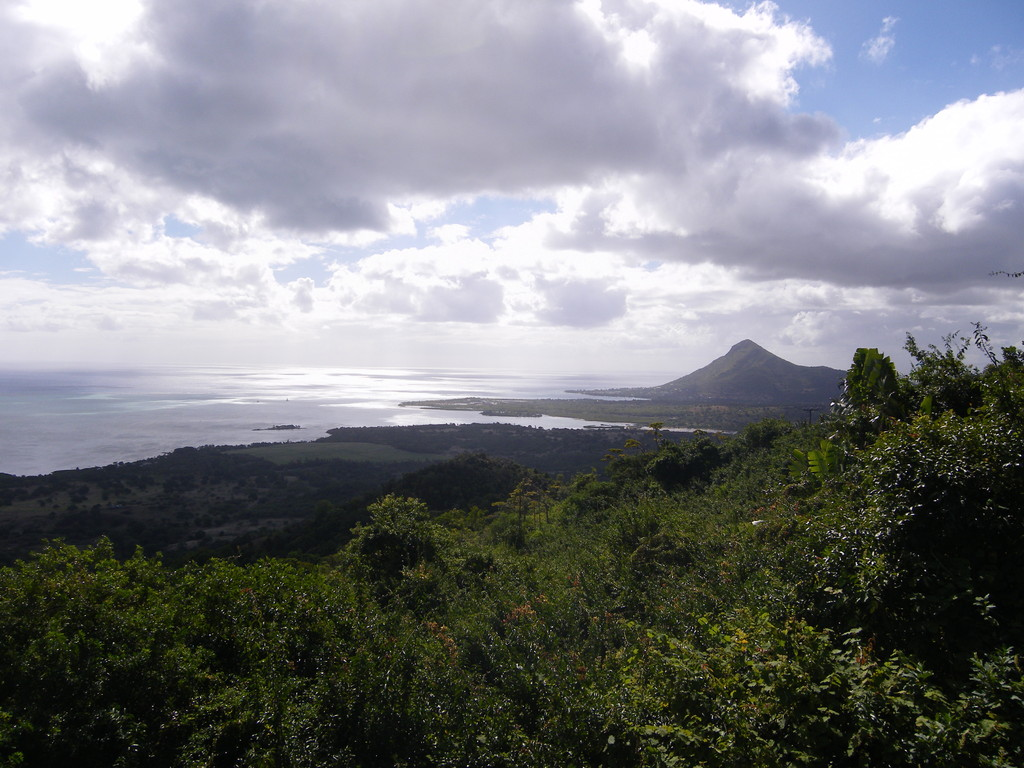 Im Süden Mauritius