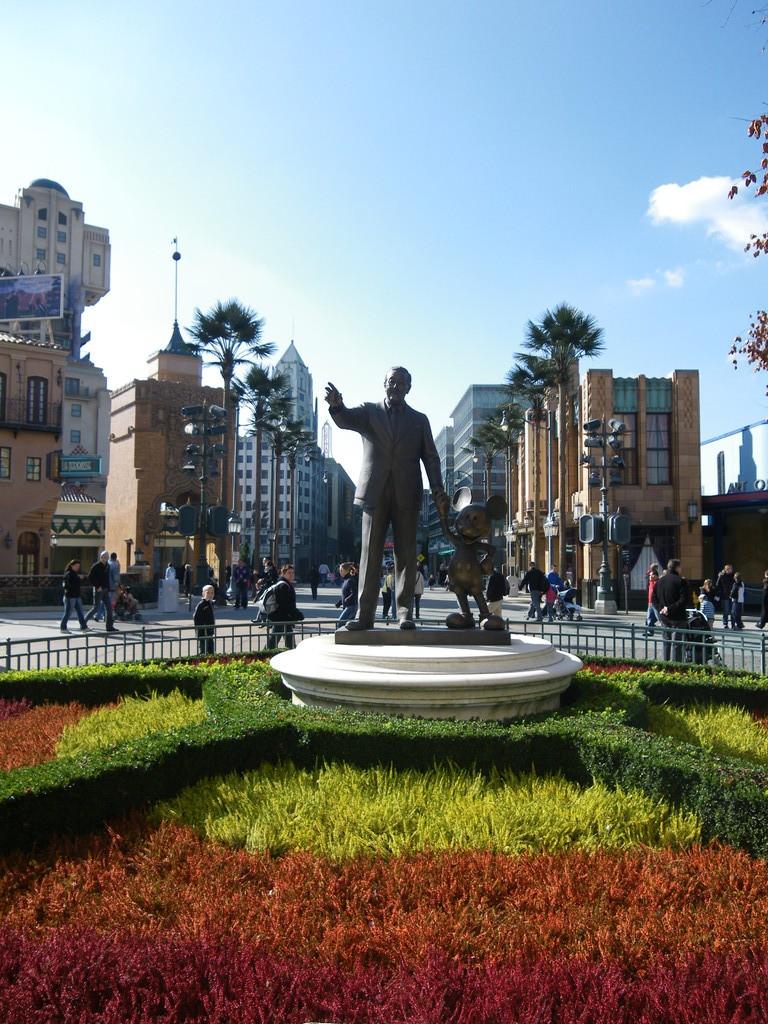 Walt-Disney-Studios Park