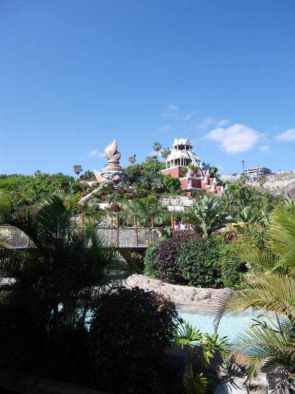 Einen Tag im Siam Park sollte man unbedingt einplanen