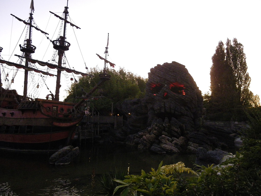 Disneyland Paris - Pirates of the Caribbean