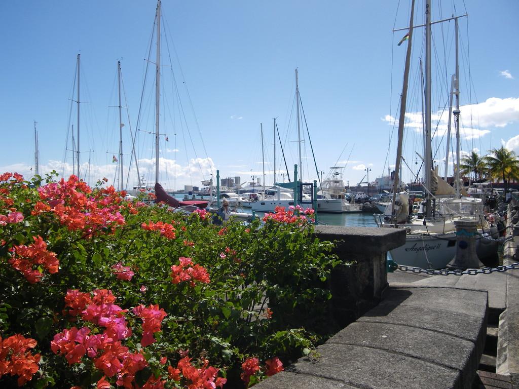 Port Louis - Yachthafen