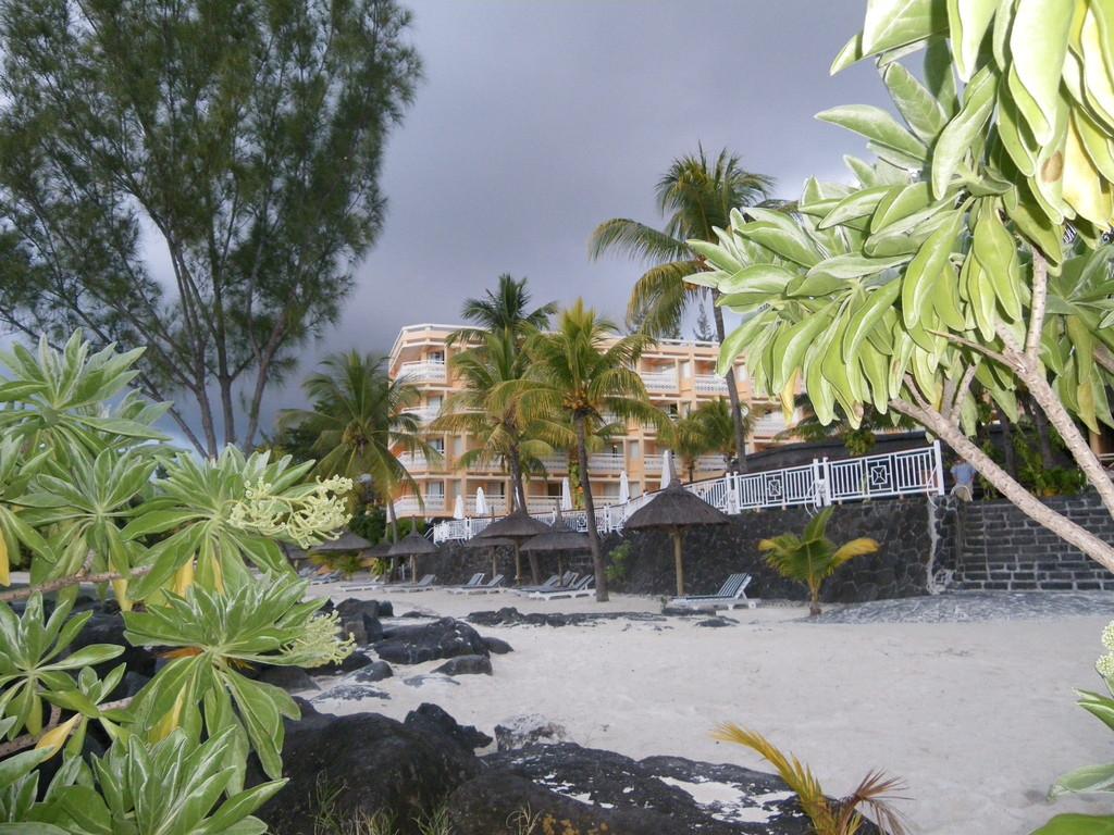 Grand Baie - das Hotel Merville Beach