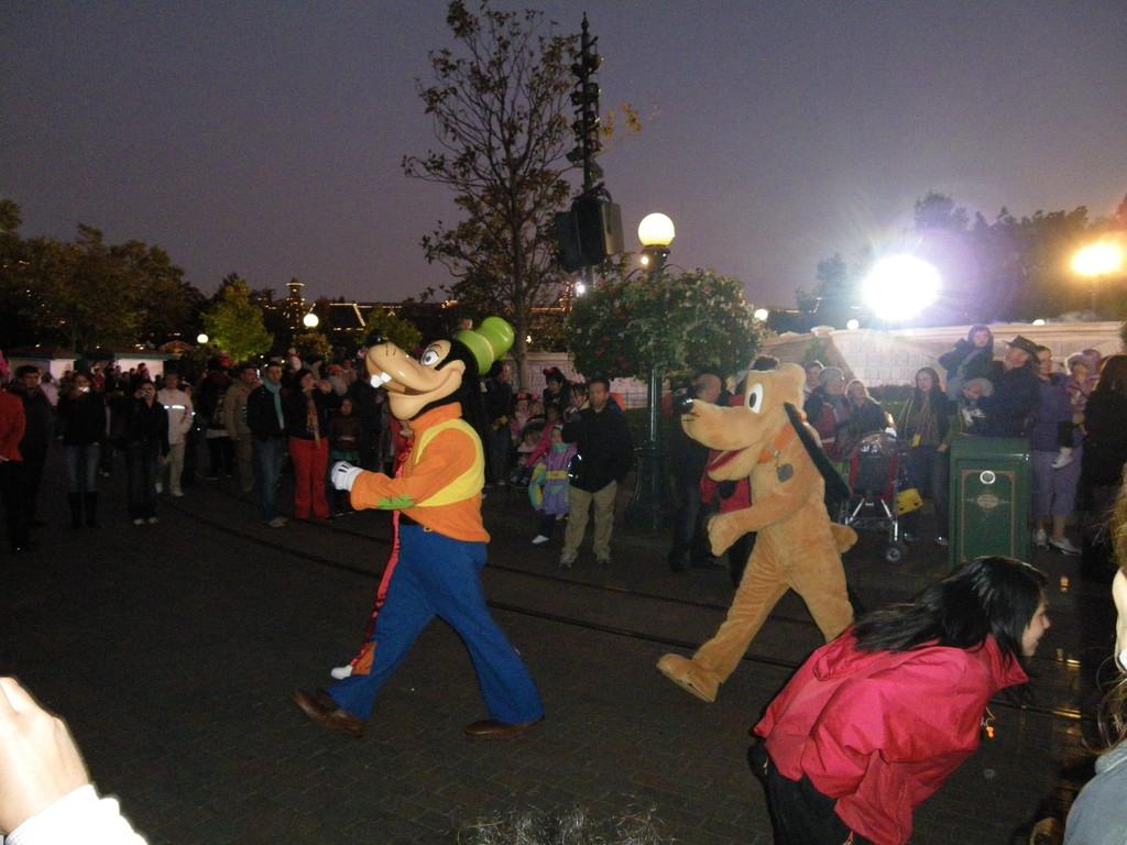 Disneyland Paris - Abendliche Parade