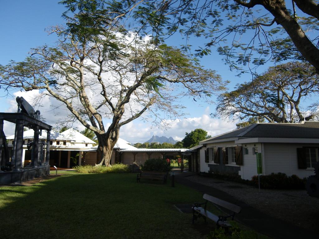 L'Aventure Du Sucre - die alte Zuckerfabrik beherbergt jetzt ein Museum