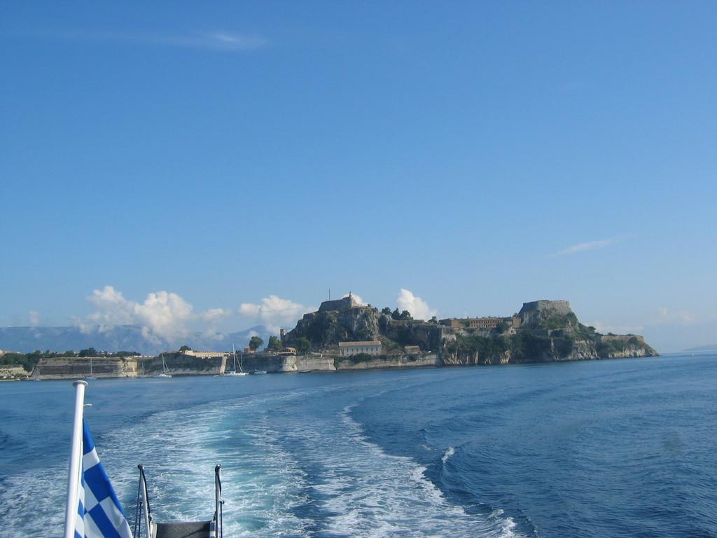 Kerkyra - Alte Festung