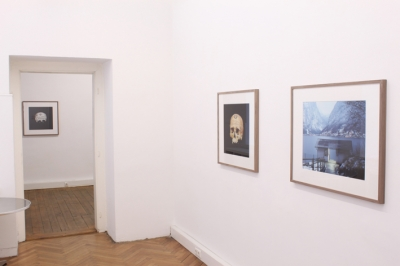 Paul Kranzler, Vademecum, Ausstellungsansicht Brunnhofer Galerie