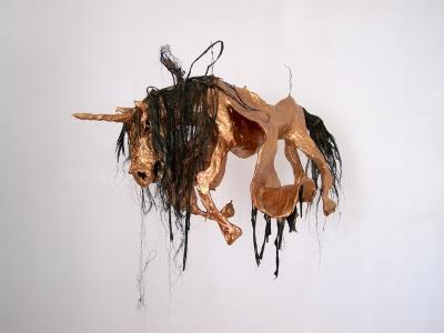 Oliver Kropf, PEGGY SUE, H 51, B 56, T 108 cm, versch. Materalien, 2014