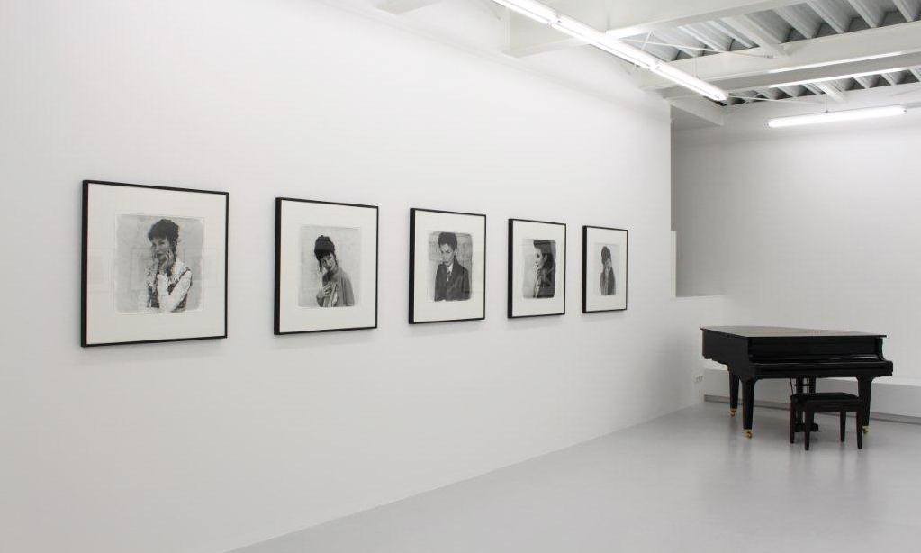 """Ingolf Timpner u. Irene Andessner, """"Collaborations"""", Ausstellungsansicht Brunnhofer Galerie"""