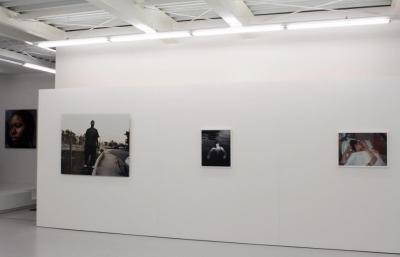 Paul Kranzler, Syndicate 18, Ausstellungsansicht Brunnhofer Galerie