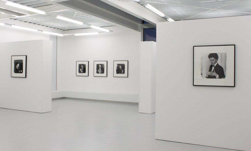 """Ingolf Timpner u. Irene Andessner,""""Collaborations"""", Ausstellungsansicht Brunnhofer Galerie"""