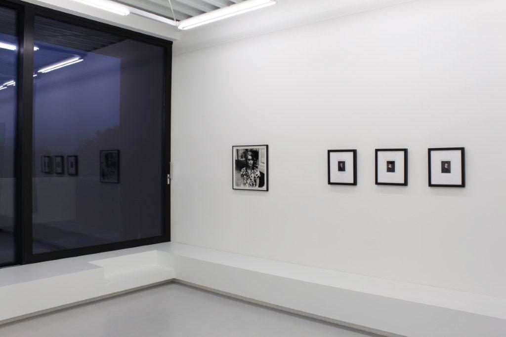 """Irene Andessner und Ingolf Timpner, """"Collaborations"""", Ausstellungsansicht Brunnhofer Galerie, 2013"""