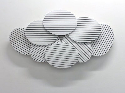 CHRISTIAN EDER, MALEREI + PETER PASZKIEWICZ, SKULPTUR, Ausstellungsansicht Brunnhofer Galerie