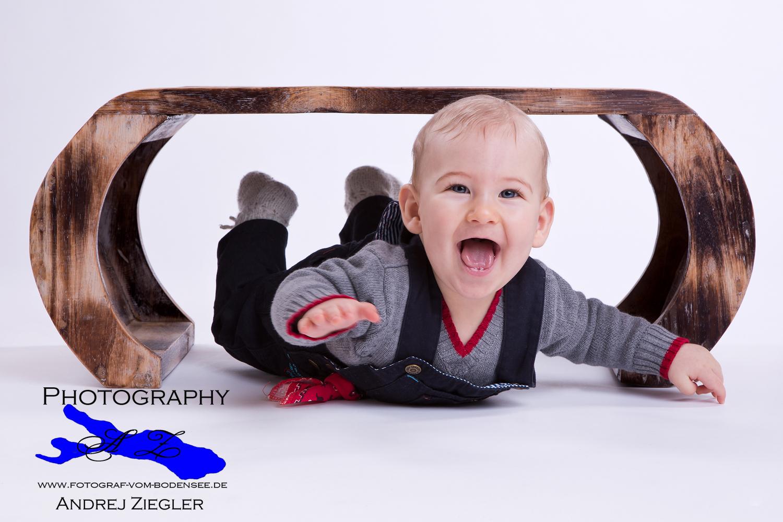 Babyfotografie kreative Kinderfotos.