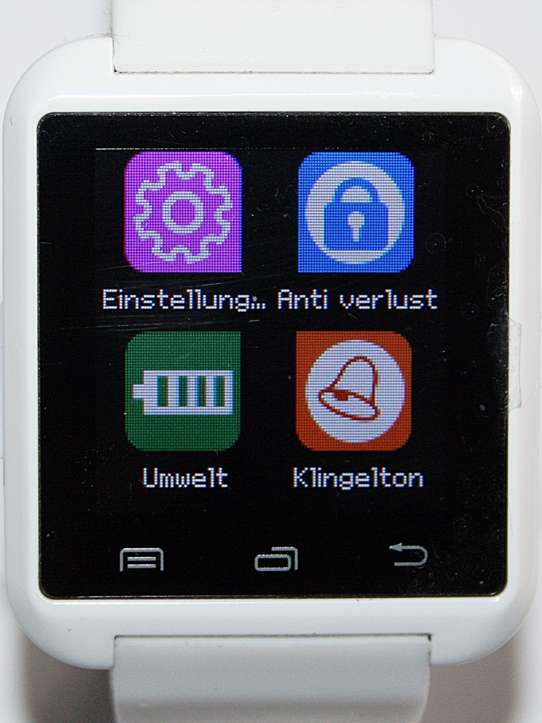 smartwatch u8 u80 elektronische basteleien. Black Bedroom Furniture Sets. Home Design Ideas